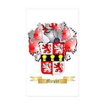 Murphy Sticker (Rectangle 10 pk)