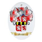 Murphy Oval Ornament