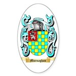 Murnaghan Sticker (Oval 10 pk)