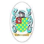 Murnaghan Sticker (Oval 50 pk)