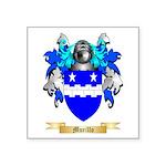 Murillo Square Sticker 3