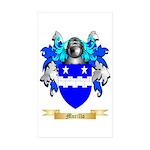 Murillo Sticker (Rectangle 50 pk)