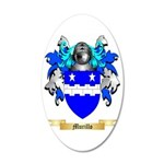 Murillo 35x21 Oval Wall Decal