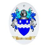 Murillo Oval Ornament