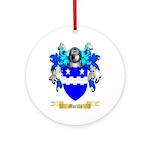 Murillo Round Ornament