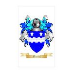 Muriel Sticker (Rectangle 10 pk)