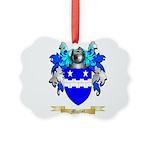 Muriel Picture Ornament