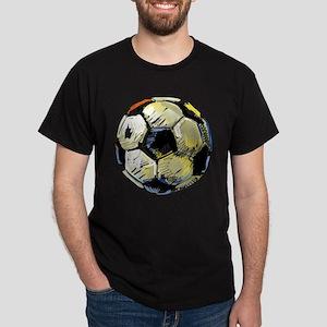 Hand Drawn Football T-Shirt