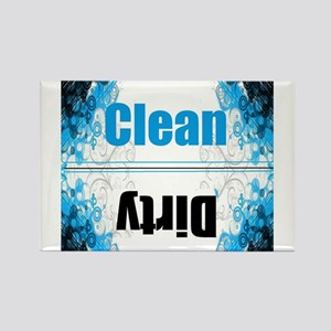clean dirty dishwasher household magnets Magnets