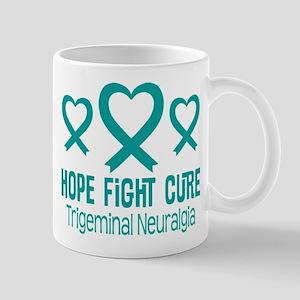 Trigeminal Neuralgia TN Ribbon Mugs