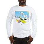 Skunk Jet Sled Long Sleeve T-Shirt