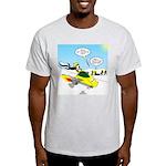 Skunk Jet Sled Light T-Shirt