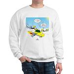 Skunk Jet Sled Sweatshirt