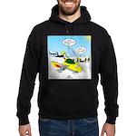 Skunk Jet Sled Hoodie (dark)