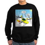 Skunk Jet Sled Sweatshirt (dark)