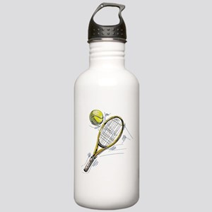 Tennis bat Water Bottle