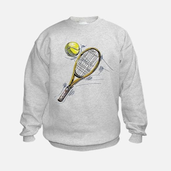 Tennis bat Sweatshirt