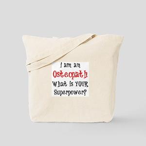 osteopath Tote Bag