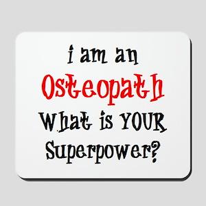 osteopath Mousepad