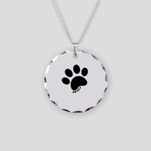 Adopt! Necklace Circle Charm