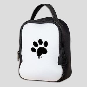Adopt! Neoprene Lunch Bag