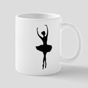 Ballerina B Mugs