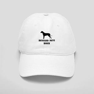 Rescued Pets Rock Cap