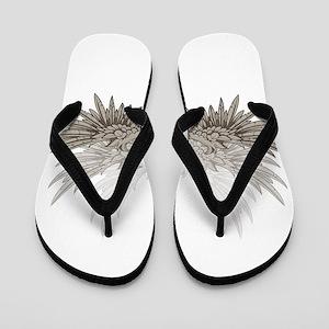 Soul Jewel Flip Flops