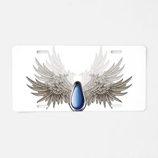 Soul Jewel Aluminum License Plate