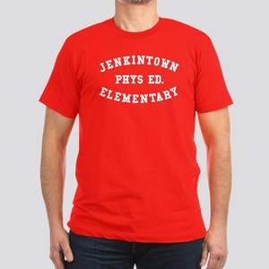 Jenkintown Elementary Men's Fitted T-Shirt (dark)