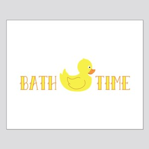 Bath Time Posters