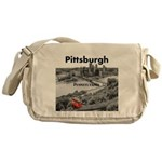 Pittsburgh Messenger Bag