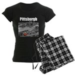 Pittsburgh Women's Dark Pajamas