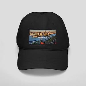 Pittsburgh Black Cap