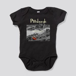 Pittsburgh Baby Bodysuit
