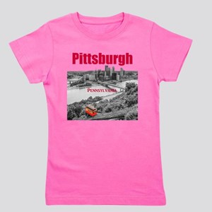 Pittsburgh Girl's Tee