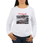 Pittsburgh Women's Long Sleeve T-Shirt