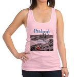 Pittsburgh Racerback Tank Top
