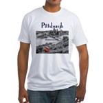Pittsburgh Fitted T-Shirt