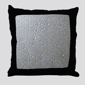 WATER DROPS 3 Throw Pillow