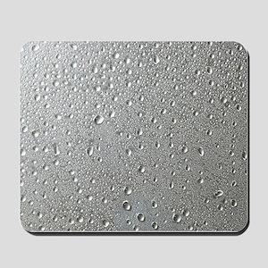 WATER DROPS 3 Mousepad