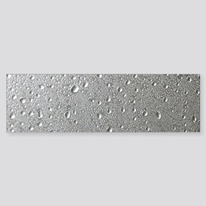 WATER DROPS 3 Sticker (Bumper)