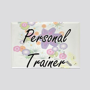 Personal Trainer Artistic Job Design with Magnets