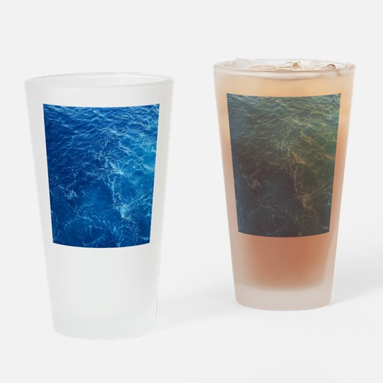 PACIFIC OCEAN Drinking Glass
