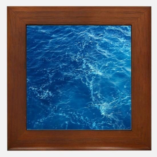 PACIFIC OCEAN Framed Tile