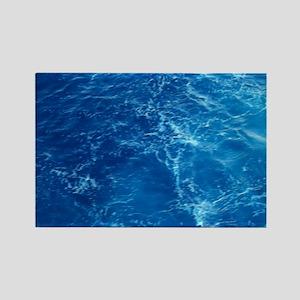 PACIFIC OCEAN Rectangle Magnet