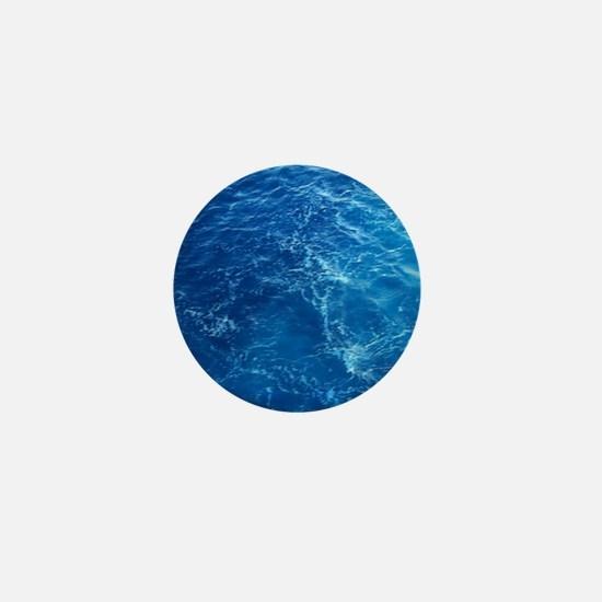 PACIFIC OCEAN Mini Button