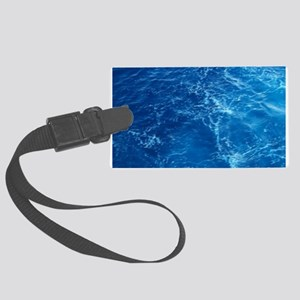 PACIFIC OCEAN Large Luggage Tag