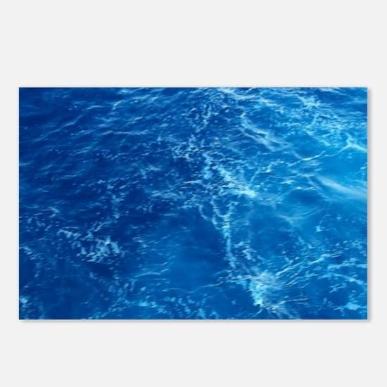 PACIFIC OCEAN Postcards (Package of 8)