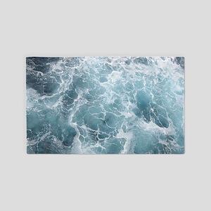 OCEAN WAVES Area Rug